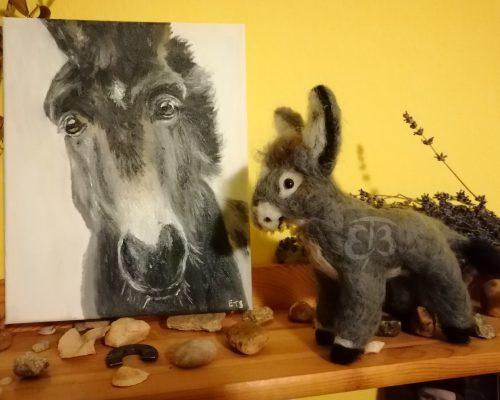 Donkey Oukey!